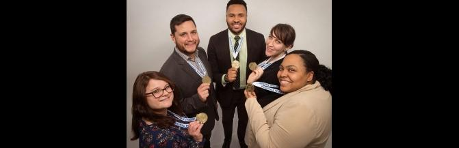 Buffalo State's 2019 Team to the NASPAA  Batten Competition